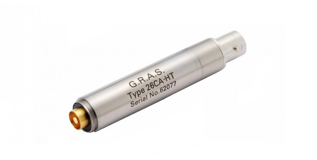 GRAS 26CA-HT 1/2'' CCP High Temperature Preamplifier with BNC Connector