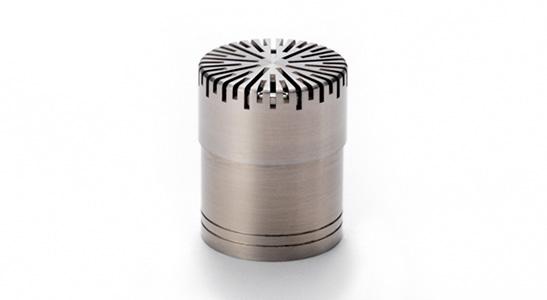 "GRAS 40AD 1/2"" Prepolarized Pressure Microphone, High Sensitivity"