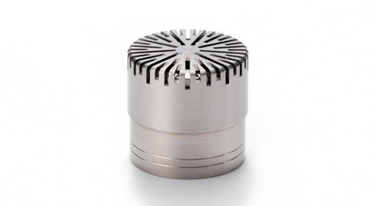 "GRAS 40AO-FV 1/2"" Prepolarized Pressure Microphone, Front Vented"