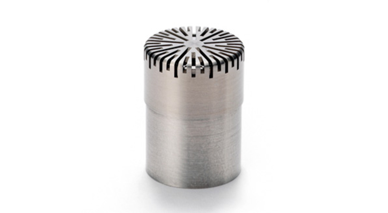 "GRAS 40AP-FV 1/2"" Ext. Polarized Pressure Microphone, High Sensitivity, Front Vented"