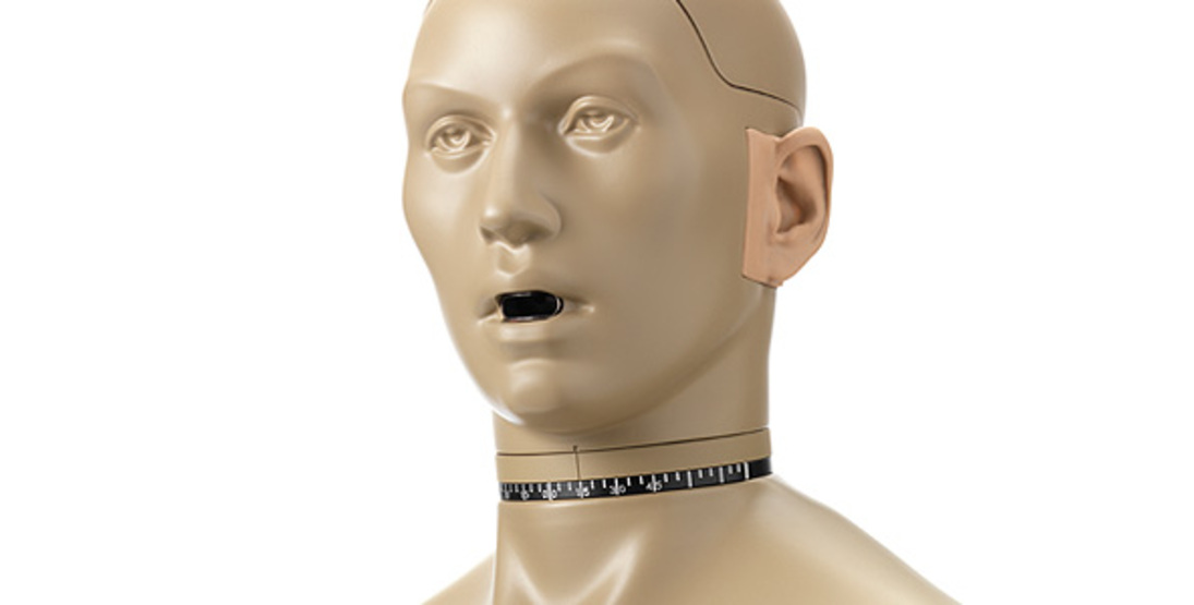 GRAS 45BC KEMAR Head & Torso with Mouth Simulator, Non-configured