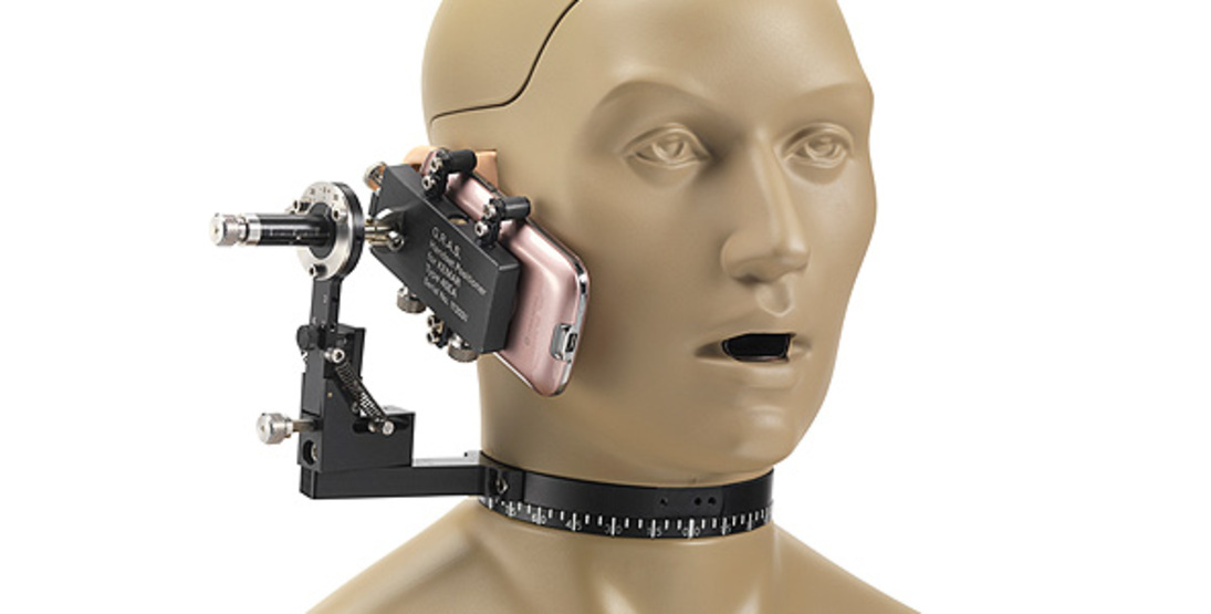 GRAS 45BC-4 KEMAR Head & Torso with Mouth Simulator for Telephone Test, 1-Ch CCP