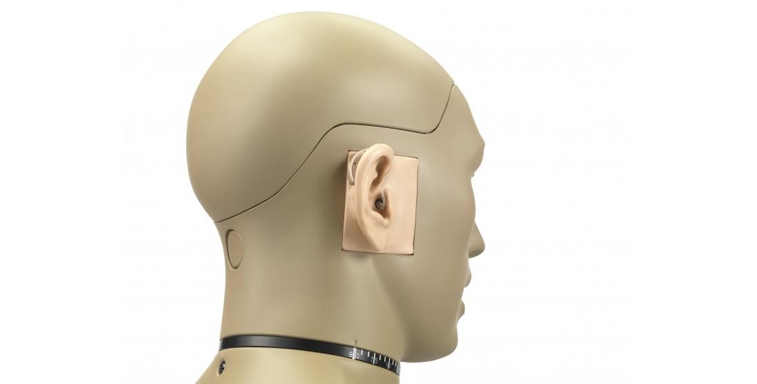 GRAS 45BB-1 KEMAR Head & Torso for Hearing Aid Test, 1-Ch LEMO