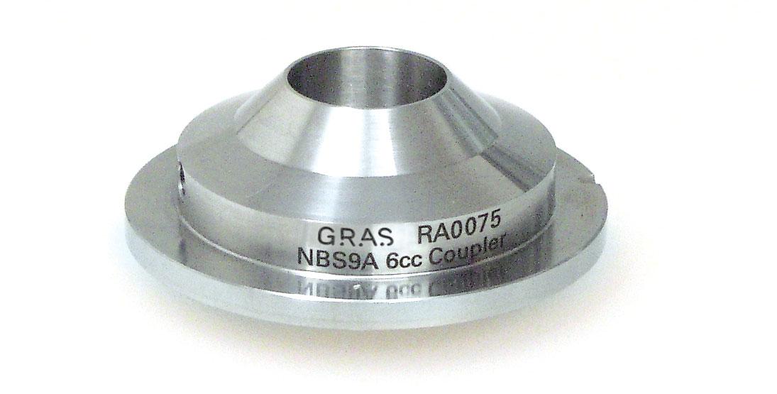 GRAS RA0075 6cc Coupler