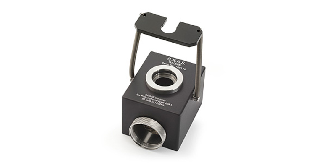 GRAS RA0090 Pistonphone Coupler