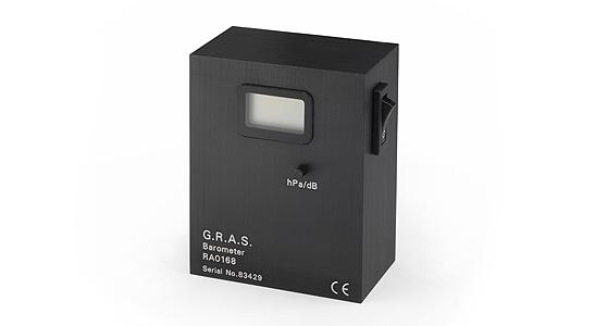 GRAS RA0168 Digital Barometer